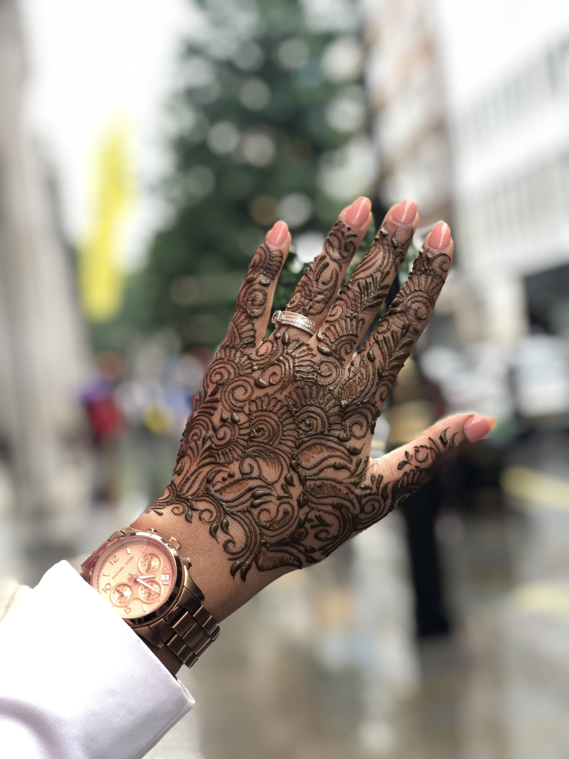 The most popular henna designs to help you get ready for Eid
